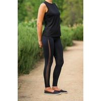 BARE Performance Tights - Airflow Mesh