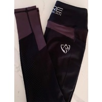 BARE Performance Tights - Blackcurrant