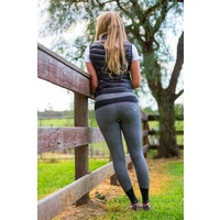 BARE No Grip Performance Tights - Diamond
