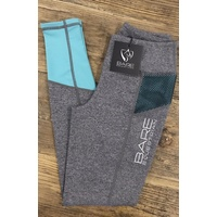 BARE No Grip Performance Tights - Pop