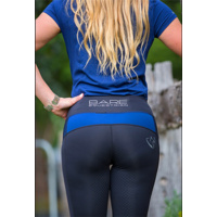 BARE Performance Tights - Royal Rider