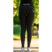 BARE Performance Tights Youth - Black Cat