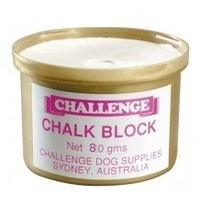 Challenge Chalk Block - White