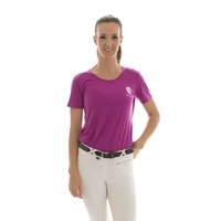 E.A. Direct Ladies Cavaletti Tee - Wild Purple