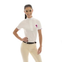 E.A. Direct Ladies Wall Show Shirt - White