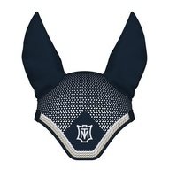 E.A. Mattes Soundproof Ear Bonnet - Navy/Champagne/Pearl/White