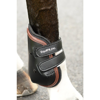 Equifit AmpTeq Colour Binding Hind Boots w/ Lettering