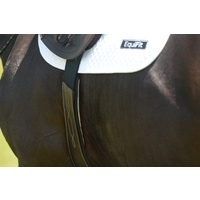 Equifit Anatomical Hunter Girth w/ Sheepswool Liner