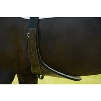 Equifit Anatomical BellyGuard Girth w/ Sheepswool Liner