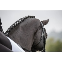 Equetech Crystal Plaiting Bands 15pkt