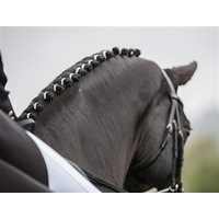 Equetech Crystal Plaiting Bands (5)