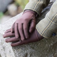 Equetech Stretch Show Gloves - Adult & Junior
