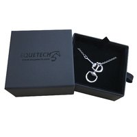 Equetech Snaffles Bit Necklace