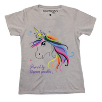 Equetech Childs Unicorn  Tee Shirt