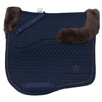 Hufglocken Olympia Navy Saddle Pad