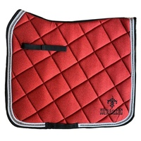 Hufglocken Diamant Red Saddle Pad