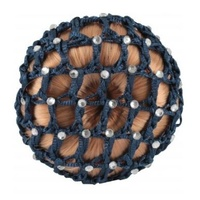 Horka Hair Net with Strass Stones