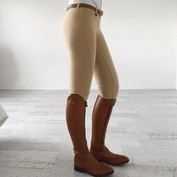 Peter Williams Ladies Gel Seat Pull-on Jodhpurs