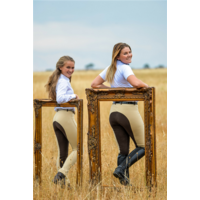 Peter Williams Ladies Slicker Sticker Breeches
