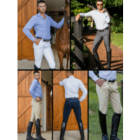 Peter Williams Mens Cross Country Breeches