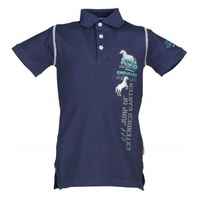 Red Horse Boys California Polo Shirt