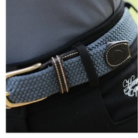 Huntington Braided Equestrian Belt