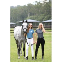 Huntington Hi-Waisted Gel Full Seat Breeches