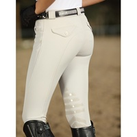 Huntington Sue Performance Breeches w/ Gel Knee Patch