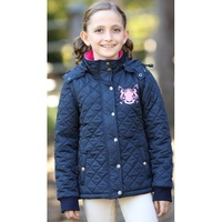 Huntington Izzy Kids Jacket with Zip-out Sleeves