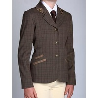 Holly Hunter Tweed Jacket