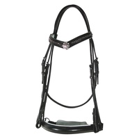 White Horse Equestrian New Age Dressage Bridle