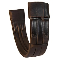 White Horse Equestrian Luxury Padded Show & Dressage Girth