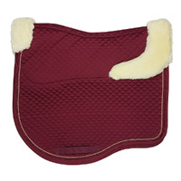 Zilco Estate Fleece Dressage Saddlecloth