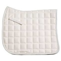 Diamante Trim Dressage Saddle Pad