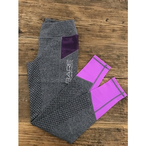 BARE Performance Tights Youth  - Glow