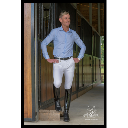 Peter Williams Mens Freestyle Pleated Front Breeches